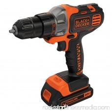 BLACK+DECKER BDCDMT120C 20V MAX MATRIX Lithium Cordless Drill 563242840