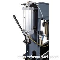 Irwin Hanson 3019015B Drl 10.0781 Bg Jl 135 ft. Bulk Black and Gold Hss Fractional Straight Shank Jobber Length Drill Bits, 10.0781 in.