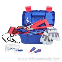 Create & Learn 18-Piece Tool Set with Toolbox 5+ 550551660