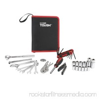 Hyper Tough Ht 51-piece Auto And Motorcycle Tool Kit   564560175