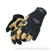 Black Stallion ToolHandz 99ACE-P Premium Pigskin Reinforced Mechanic's Gloves