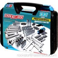 Channellock 39067 132 Piece Mechanic's Tool Set