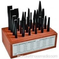 MAYHEW STEEL PRODUCTS INC MY61080 BENCH SET MECHANICS 7005 24 pc