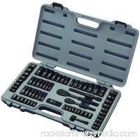 69-Piece Black Chrome Mechanics Tool Set