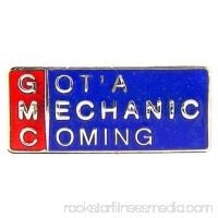 """Got A Mechanic Coming Pin 1"""""""
