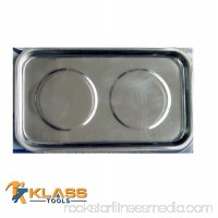 MECHANIC MAGNETIC CHROME TRAY RECT