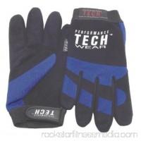 Performance Tools W89000 Tech Wear Mechanic Gloves - Lg