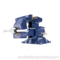 Reversible Mechanics Vise, Swivel Base   564349291