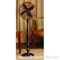 55 Elegant Classic Style Oscillating Indoor Standing Floor Fan