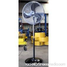 MaxxAir High Velocity 22 Oscillating Pedestal Fan 570797981