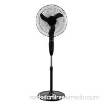 Polar-Aire Standing Oscillating Fan with Timer