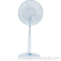 Sunpentown  14-inch Remote Control Standing Fan
