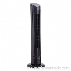 Costway 40'' LCD Tower Fan Digital Control Oscillating Cooling Bladeless