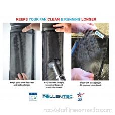 Fan Buddy Tower Fan Filter made for the (42 Oz Ultra Wind Fan, 2Pack)