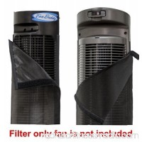 """Lasko 2554 42"""" Wind Curve Fan Filter fits perfect on this fan keeps your fan clean and lasting longer effective at Filtering Airborne Pollen Dust Mold Spores Pet Dander Reusable WASHABLE US Made"""