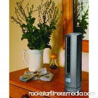 Lasko Air Stik Ultra Slim 2 Speed Home Office Oscillating Tower Fan (2 Pack)