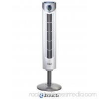 """Ozeri Ultra 42"""" Oscillating Tower Fan, with Bluetooth and Noise Reduction Technology   568429370"""