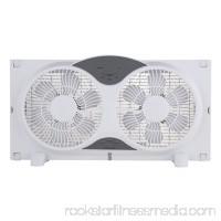 """Ningbo Konwin Electrical Appliance 4 Packs WP 9""""3SPD Twin Wind Fan"""