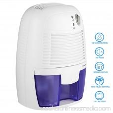 2018 Newest Mini Small Electric Dehumidifier for Basement Bedroom Kitchen Bathroom Caravan Closet CDICT