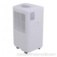 70 Pint Dehumidifier Electric Quiet Air Dryer Air Dehumidifier For Home   570373642