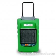BlueDri® BD-LGR75C 75PPD AHAM 145PPD Compact Low Grain Commercial Dehumidifier Red 565297409