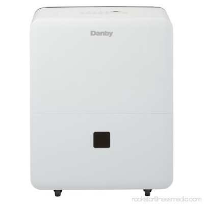 Danby 30 Pint Portable Dehumidifier with Casters