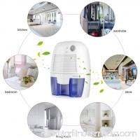 Dehumidifier Electric Mini Portable Air Dehumidifier for Home Intelligent Auto Off   570097925