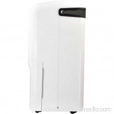 Honeywell ENERGY STAR 70-Pint Dehumidifier Continuous Auto-Drain with Built-In Pump, White 565921547