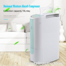 OUTAD Automatic Dehumidifier For Home On Sale Desiccant Moisture Absorb Compressor Dehumidifier- Great for Smaller Room, Basement, Attic, Boats, RV's & Antique Cars