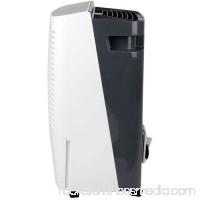 SoleusAir 95-Pint Portable Dehumidifier with Internal Pump in White   564214006