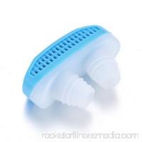 2 in 1 Anti Snoring Air Purifier Silica Gel Vents Anti Snore Sleep Apnea Nasal Dilators Stop Snoring cbst