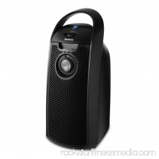 Holmes Mini-Tower HEPA-Type Air Purifier with Visipure Filter Viewing Window, 138 Square Foot Room Capacity, Three Speed, Black (HAP9415-UA) 550881674