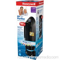 Honeywell QuietClean Air Purifier HFD140, Black 555138427