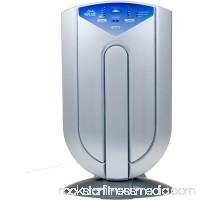 NaturoPure Multiple Technologies Intelligent Air Purifier, Silver/Blue 552950401